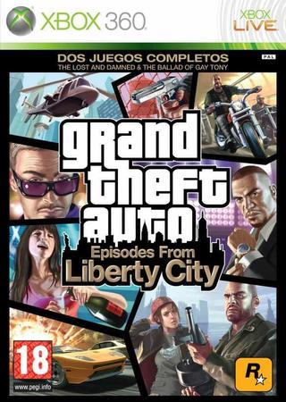 Grand Theft Auto: Episodes from Liberty City-Microsoft Xbox 360