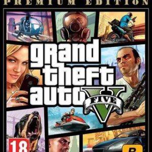 Grand Theft Auto (GTA) V Premium Edition-Microsoft Xbox One