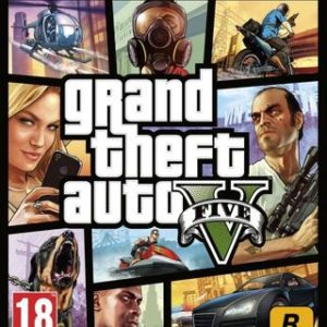 Grand Theft Auto V (GTA V)-Microsoft Xbox One