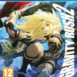 Gravity Rush 2-Sony Playstation 4