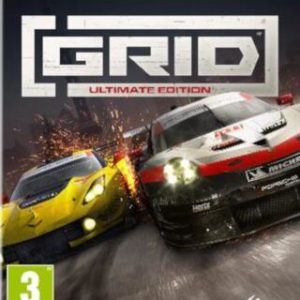 Grid Ultimate Edition-Microsoft Xbox One
