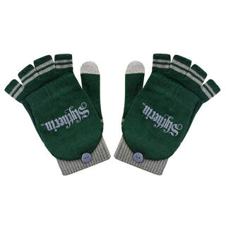 Guantes Mitones Slytherin Harry Potter-