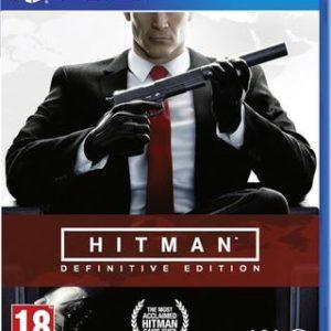 HItman Definitive Edition-Sony Playstation 4