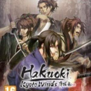 Hakuoki Kyoto Winds-Sony Playstation Vita