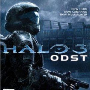 Halo 3: ODST-Microsoft Xbox 360