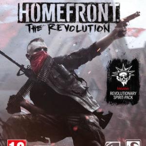 Homefront: The Revolution-Microsoft Xbox One