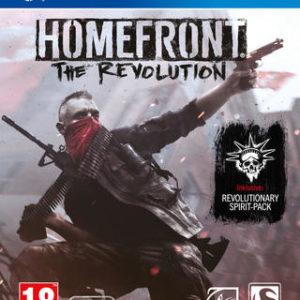 Homefront: The Revolution-Sony Playstation 4