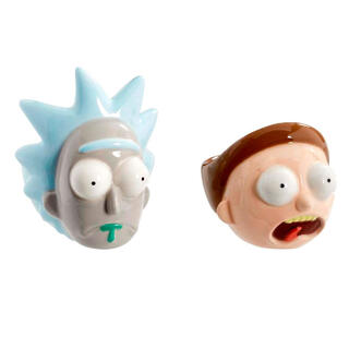 Huevera Rick & Morty-