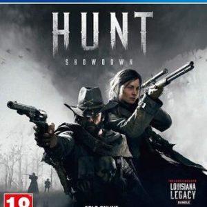 Hunt Showdown-Sony Playstation 4