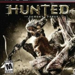 Hunted: The Demon's Forge-Sony Playstation 3