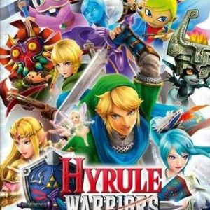 Hyrule Warriors: Definitive Edition-Nintendo Switch