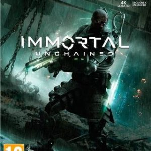 Immortal Unchained-Microsoft Xbox One