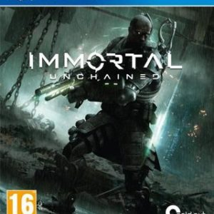 Immortal Unchained-Sony Playstation 4