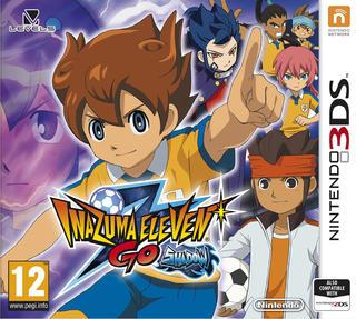 Inazuma Eleven Go: Sombra-Nintendo 3DS