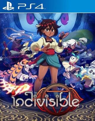 Indivisible-Sony Playstation 4