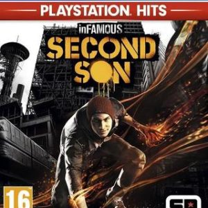 Infamous: Second Son (Playstation Hits)-Sony Playstation 4