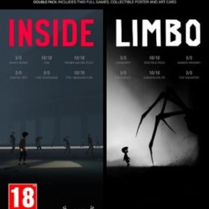 Inside + Limbo Doublepack-Microsoft Xbox One
