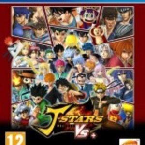 J-Stars Victory Vs+-Sony Playstation 4