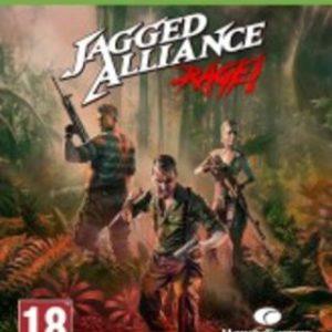 Jagged Alliance Rage-Microsoft Xbox One