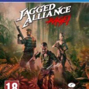 Jagged Alliance Rage-Sony Playstation 4