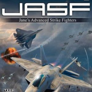Jane's Advanced Strike Fighters-Microsoft Xbox 360