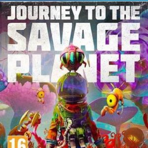 Journey to the Savage Planet-Sony Playstation 4