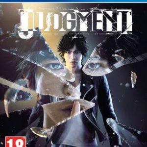 Judgment-Sony Playstation 4