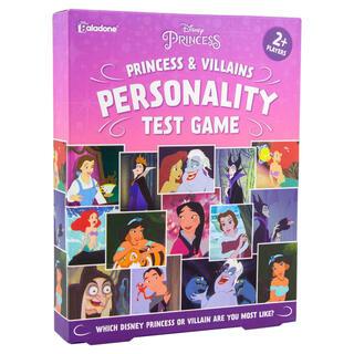 Juego Adivinanzas Princesas y Villanas Disney Ingles-