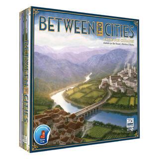 Juego Between Two Cities entre Dos Ciudades-