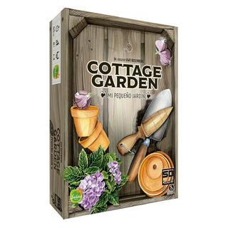 Juego Cottage Garden Mi Pequeño Jardin-