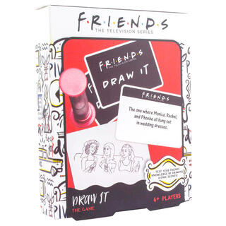 Juego Draw It Friends-