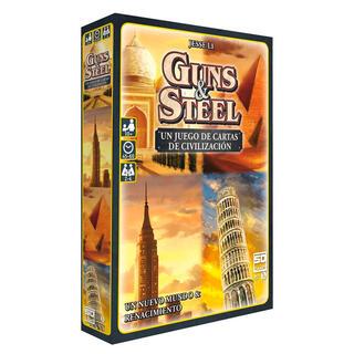 Juego Guns & Steel-