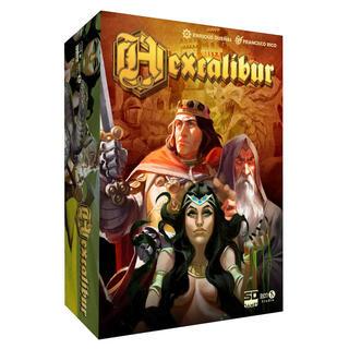 Juego Hexcalibur-
