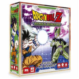 Juego Mesa Celula Perfecto Dragon Ball Z-