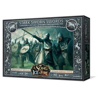 Juego Mesa Espadas Juramentadas Stark Juego de Tronos-