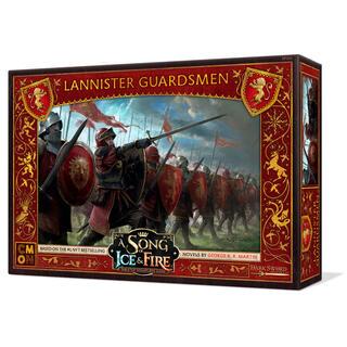 Juego Mesa Guardias Lannister Juego de Tronos-