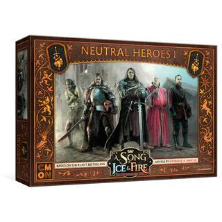 Juego Mesa Heroes Neutrales I Juego de Tronos-