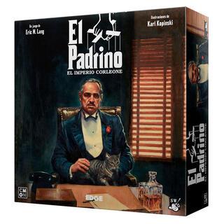 Juego Mesa el Padrino el Imperio Corleone-