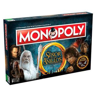 Juego Monopoly el Señor de los Anillos-