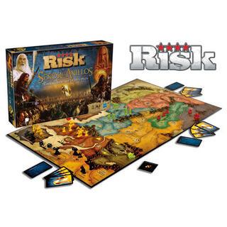 Juego Risk el Señor de los Anillos Hasbro-