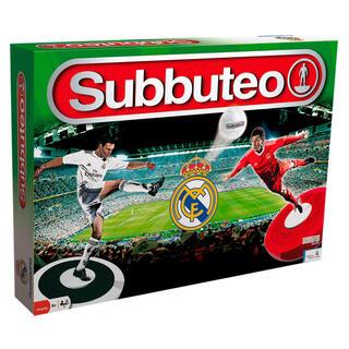 Juego Subbuteo Playset Real Madrid-