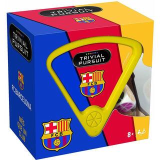 Juego Trivial Pursuit Bite Fc Barcelona-