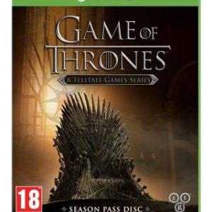 Juego de Tronos: A Telltale Games Series-Microsoft Xbox One