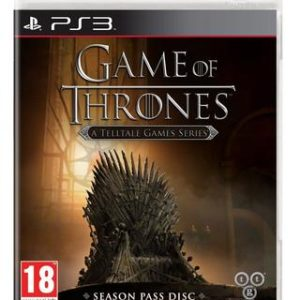 Juegos de Tronos: A Telltale Games Series-Sony Playstation 3