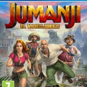 Jumanji: El Videojuego-Sony Playstation 4