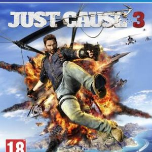 Just Cause 3-Sony Playstation 4