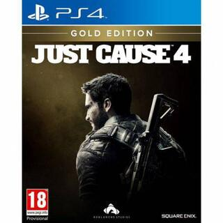 Just Cause 4 Gold Edition-Sony Playstation 4