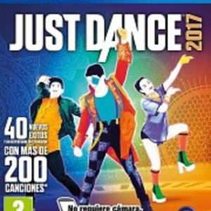 Just Dance 2017-Sony Playstation 4