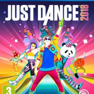 Just Dance 2018-Sony Playstation 4