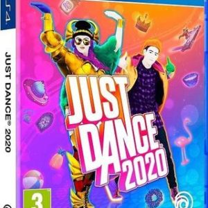 Just Dance 2020-Sony Playstation 4